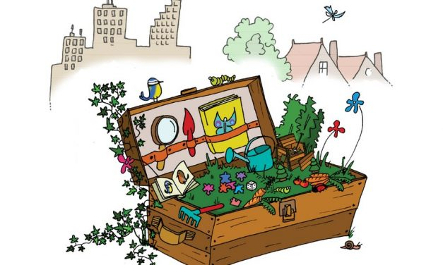 Malle pédagogique « Ensemble, jardinons au naturel » (2019)