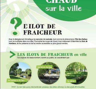 L'îlot de fraîcheur (2019)