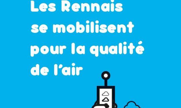 Ambassad'Air : Les Rennais se mobilisent pour la qualité de l'air ! (saison 4/ 2019-2020)