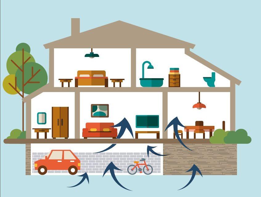 Radon : la Bretagne, une zone à potentiel élevé
