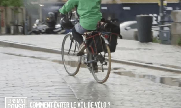 Instant Conso – Comment éviter le vol de vélo avec Rayons d'Action (2019)