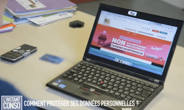 Instant Conso – Comment protéger ses données personnelles ? Avec Gulliver (2019)