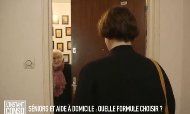 Instant Conso – Séniors et aide à domicile : quelle formule choisir ? (2019)
