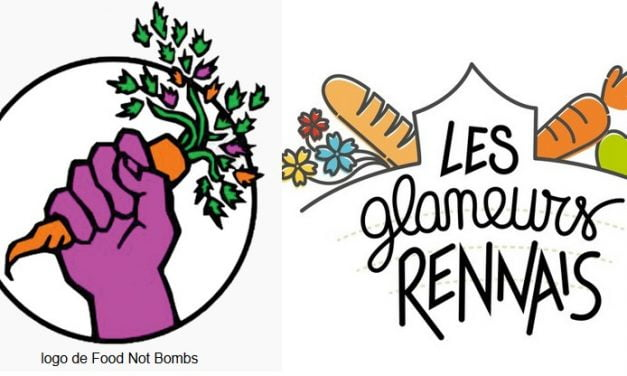 L'alimentation autrement – #03 Food not Bombs & Les Glaneurs rennais