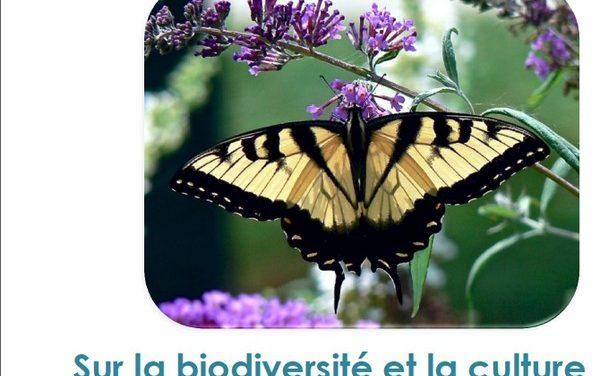 Sélection d'ouvrages sur la biodiversité et la culture naturaliste (2020)