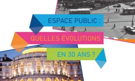 """Exposition """"Espace public : quelles évolutions en 30 ans ?"""""""