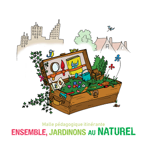 Ensemble jardinons au naturel !