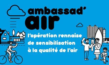 Ambassad'air, une 5ème année de sensibilisation à la qualité de l'air
