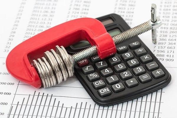 factures calculatrice_argent