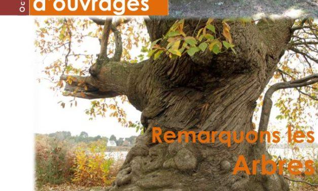 Sélection d'ouvrages Remarquons les arbres (2020)