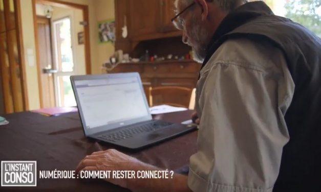 Instant Conso – Numérique, comment rester connecté ? Avec ALLDC (2020)