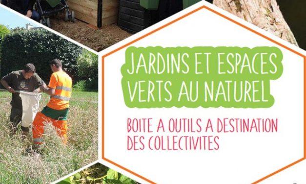 Jardins et espaces verts au naturel : boîte à outils (février 2021)