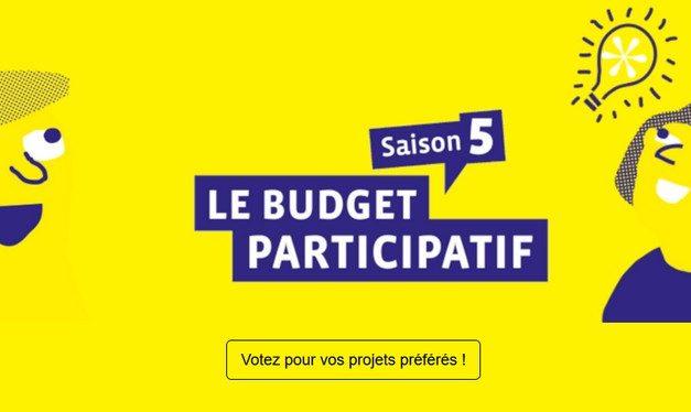 Budget participatif saison 5 : les coups de cœur de la Mce