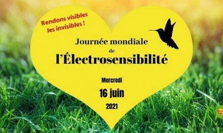 Électrosensibilité : participez à la 4ème journée mondiale avec Alter-ondes 35