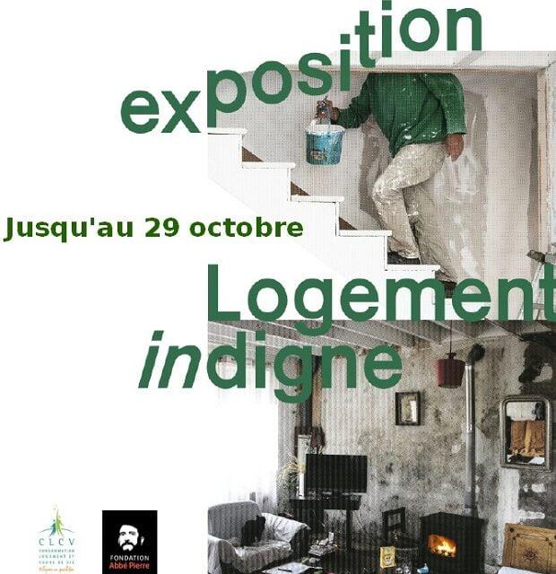 Logement indigne: DÉCOUVREZ la nouvelle exposition